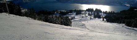 Vinter-Leikanger-006 Slalombakken ovanfra