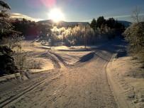 Vinter-Leikanger-012 Øvstestølen skiløype