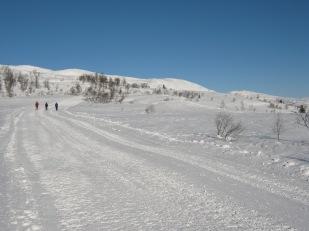 Vinter-Leikanger-042 Stokksete mot Kallbakk