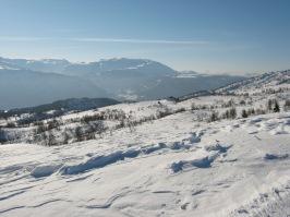 Vinter-Leikanger-055 Kallbakk mot Feios