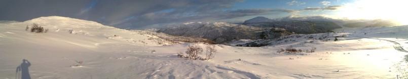 Vinter-Leikanger-090 Ved rjupeskar