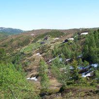 Tuftahaug via Fadnastølen 036