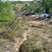 Tuftahaug via Fadnastølen 037