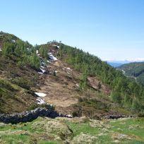 Tuftahaug via Fadnastølen 046