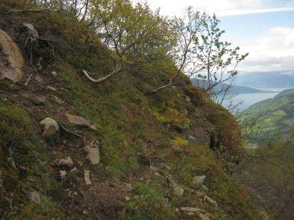 Bergsete opp Kvannskar-041