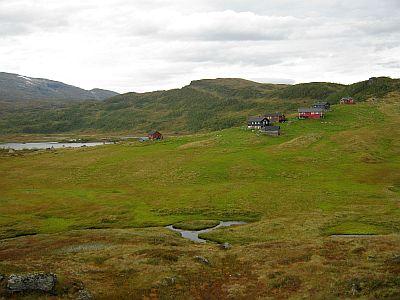 Kløvjavegen-Fjærlandsete