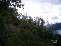 Opp over Kyrafossen-052