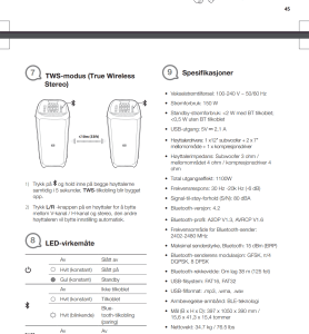 JBL Partybox manual